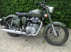 Bullet Classic Army Green, 2015
