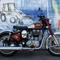 Classic Chrome in Maroon, 1480km, EZ 2016