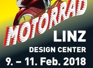 Wir sind auf der BikeLinz im DesignCenter, 9. - 11. Februar 2018